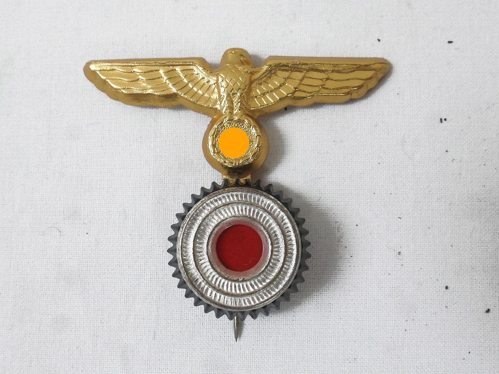 31 Sachsen Offiziers-Kokarde für die Mütze Mützenkokarde Mehrteilig