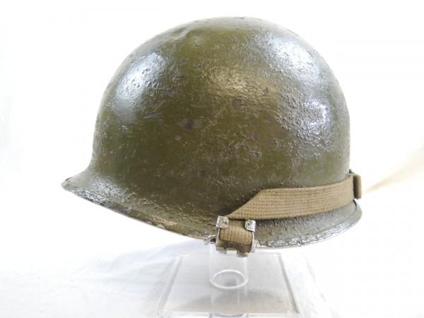 US M1 Steel pot helmet Stahlhelm US WK 2 / Korea