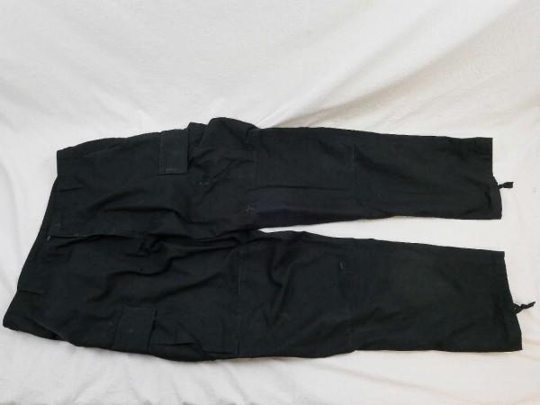 US BDU Viet Cong Special Forces Feldhose Field Trousers Jungle Trousers schwarz Hose