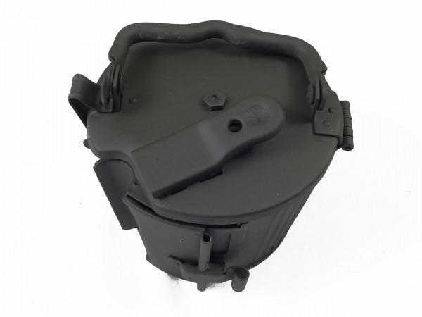 Gurttrommel MG42 / MG53 / 50 Schuß 8x 57mm / oliv