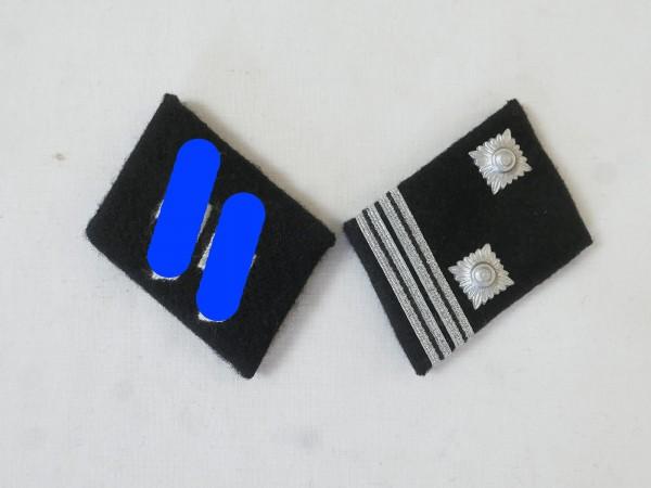 Waffen Elite Kragenspiegel / Sturmscharführer Stabsfeldwebel , Paar