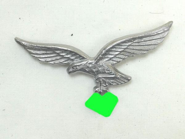 Luftwaffe Mützenadler Effekten Schirmmütze an 2 Splinten