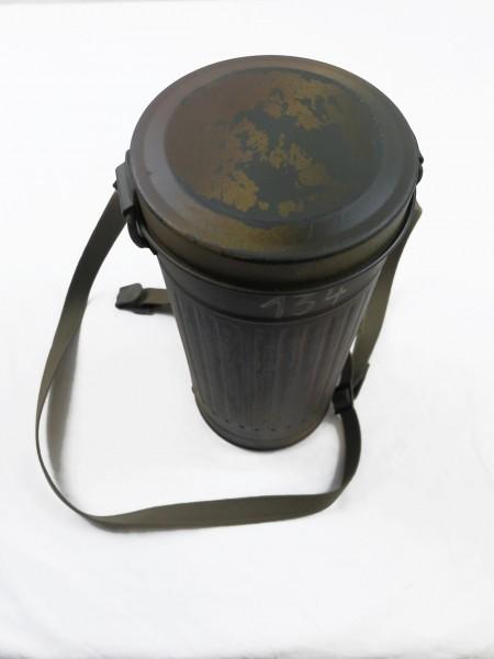 Wehrmacht Gasmaskendose Reproduktion