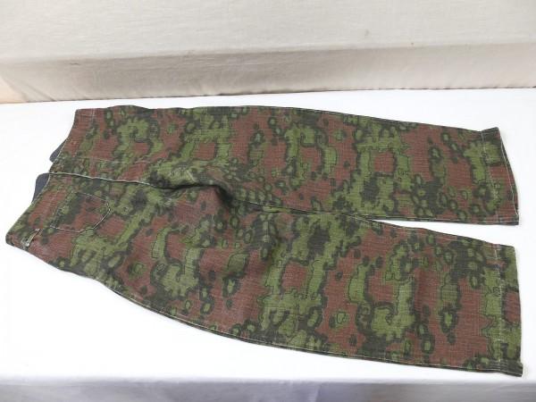 Waffen SS Drillich Feldhose Eichenlaub B Frühjahr Vintage Optik Top Museumsanfertigung