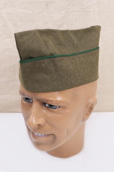 Original US ARMY WW2 Garrison Cap Schiffchen 56/57
