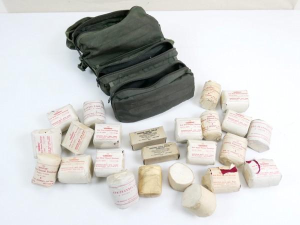 Type US ARMY Case Medical Instruments and Supply Set / Medical Sanitäter health Set
