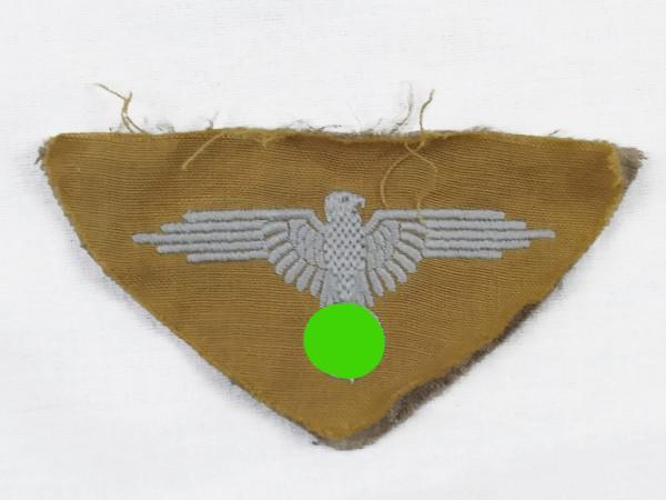 Waffen Elite Ärmelabzeichen Tropen Ärmeladler WSS