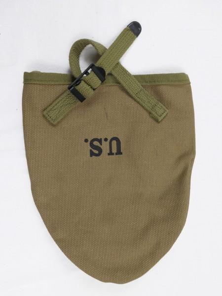 US Army T-Handle Shovel Cover Bezug Khaki (Repro)