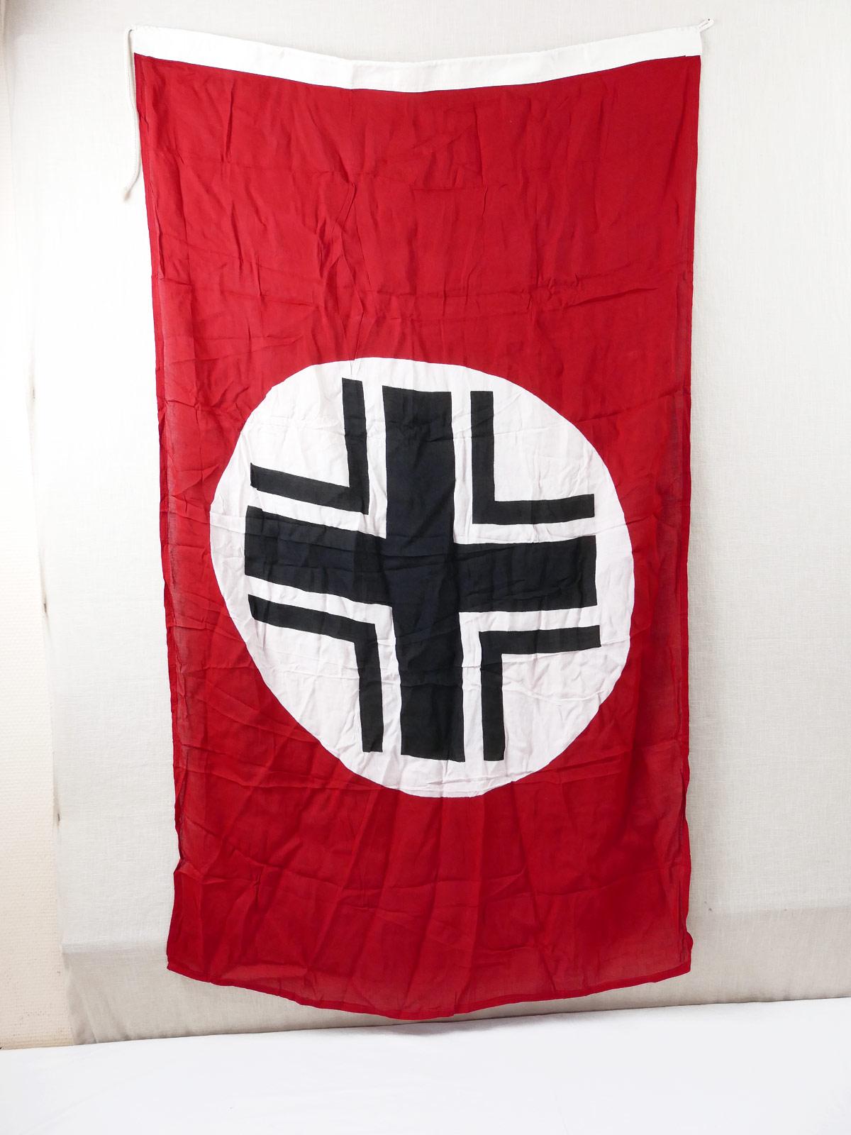 Fliegererkennungsfahne Fliegererkennungstuch Flagge Flieger Balkenkreuz Panzer