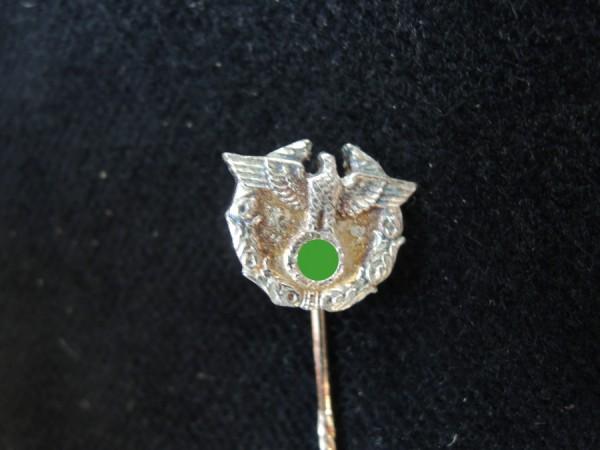 WH Orden Miniatur an Anstecknadel Polizei