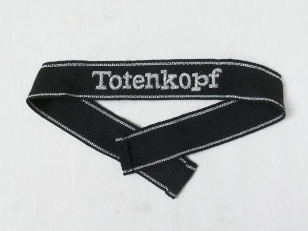 SS Ärmelband Totenkopf Offizier