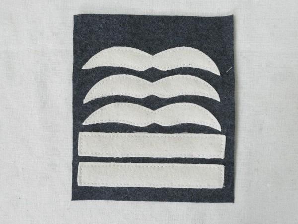 Luftwaffe Dienstgrad Abzeichen OBERST Sonderbekleidung Knochensack Fallschirmjäger