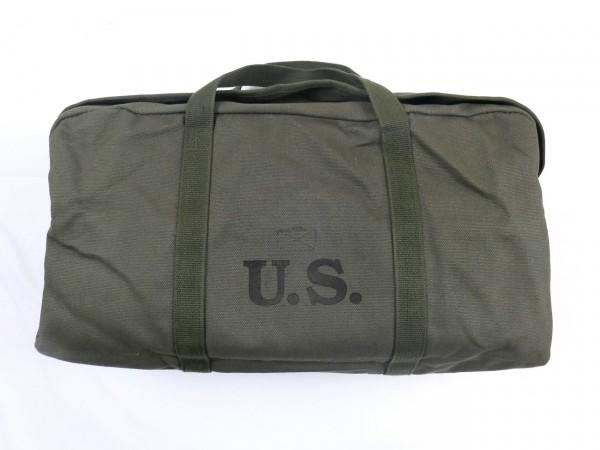US WW2 JEEP GI Kit Stuff cargo Tasche Canvas Kommando Tasche Einsatz Transporttasche mittel