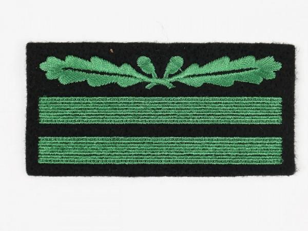 Elite Dienstgradabzeichen für Tarnuniformen Obersturmführer WSS