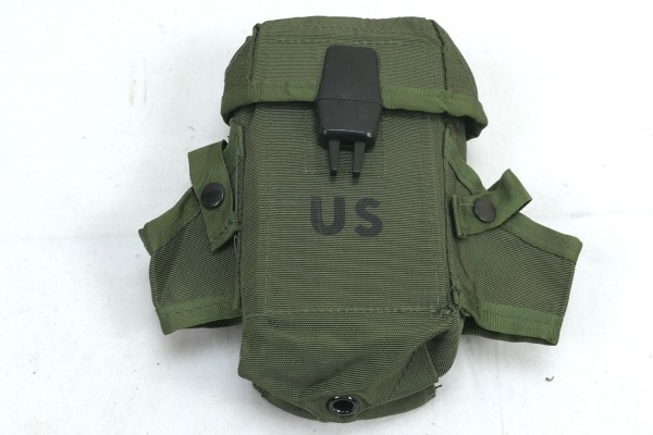US Army M16 Ammo Pouch Magazintasche 3er oliv LC2