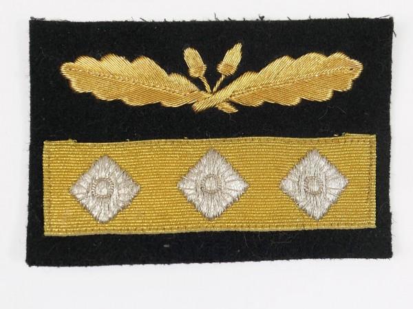 Elite Dienstgradabzeichen für Sonderbekleidung Oberstgruppenführer & Generaloberst WSS