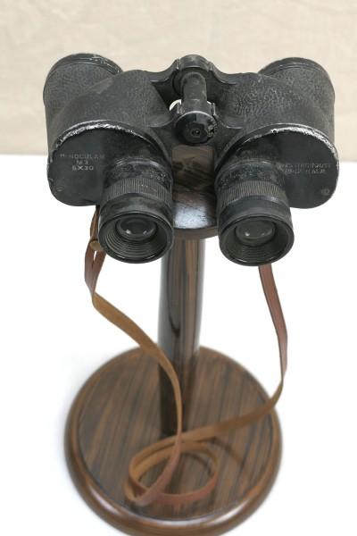 Original US Army WW2 M3 Binocular 6x30 Westinghouse 1942 H.M.R. #2