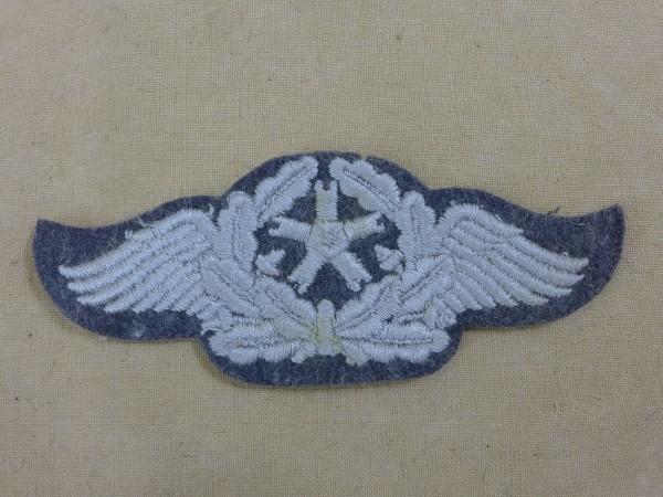 Original Abzeichen Flugzeug Mechaniker Luftwaffe