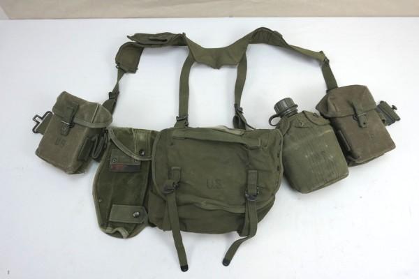 US Army M-1956 Vietnam Sturmgepäck Pistol Belt Ausrüstung Gepäck