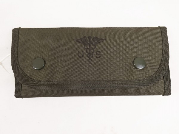 US Army Vietnam Surgical Instruments KIT Minor Surgery Medical