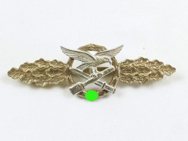 Nahkampfspange der Luftwaffe Stufe gold