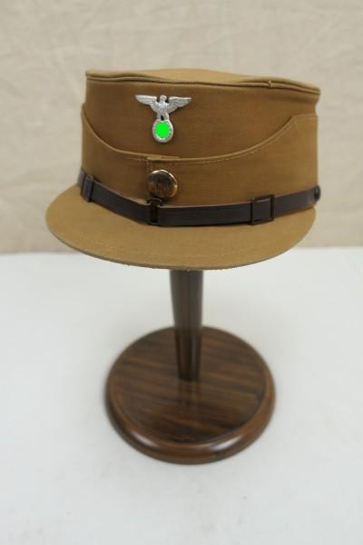 Schaftkappe Schaftmütze SA - Ausführung für Mannschaften mit Effekten Gr. 57