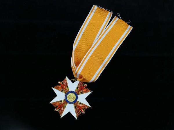 Preußen Roter Adlerorden Großkreuz mit Schwertern am Band