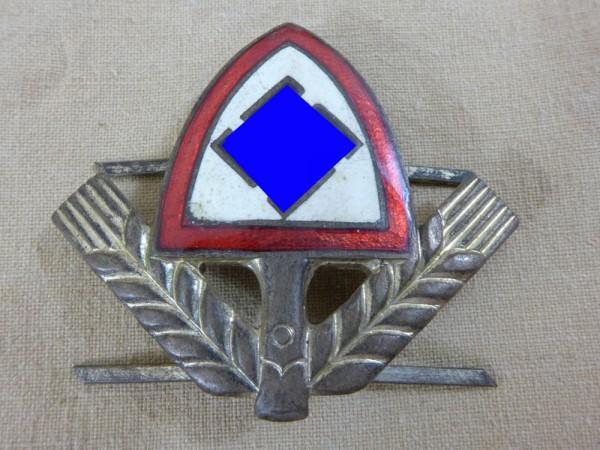 Mützenabzeichen RAD Führer Reichsarbeitsdienst