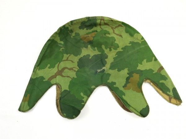 US Army Mitchell Helmet Cover reversible / M1 Helmbezug Vietnam
