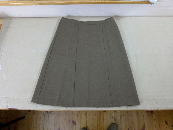 US ARMY WAC Damen Rock Uniform Women Service skirt dress