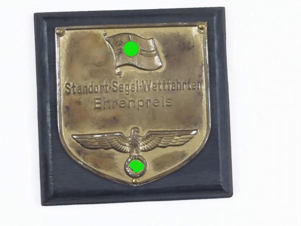 Standort - Segel - Wettfahrten Ehrenpreis