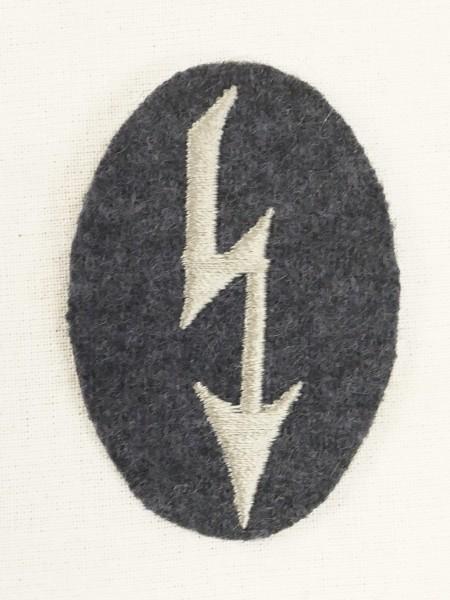 Wehrmacht Nachrichtenhelferin Luftwaffe Funkerblitz