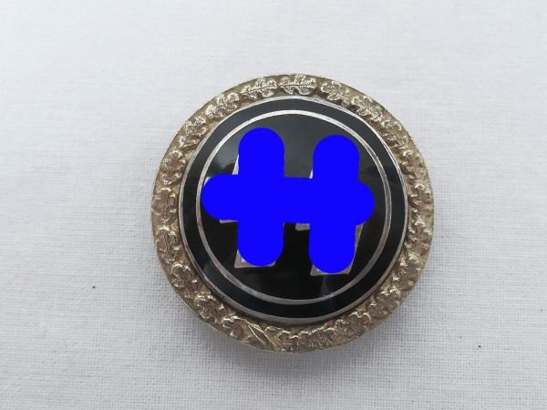 WSS Goldenes Mitgliedsabzeichen der Elite Abzeichen