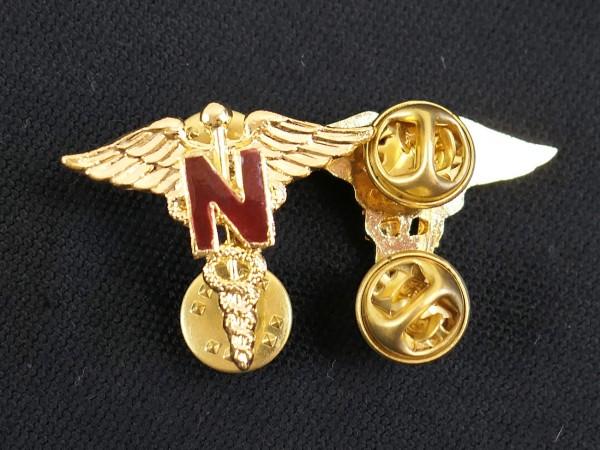 WWII US Army Nurse Corps PIN Krankenschwester