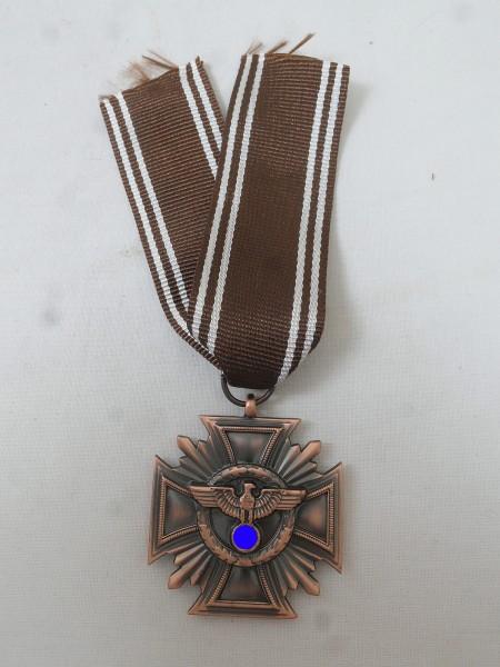 Dienstauszeichnung / Treue Dienste in der Partei 1.Stufe Bronze am Band