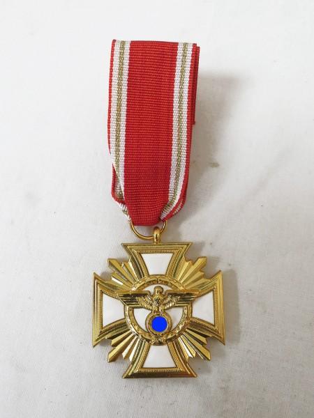 """Dienstauszeichnung der Partei III. Stufe in Gold """" Treue für Führer und Volk """""""