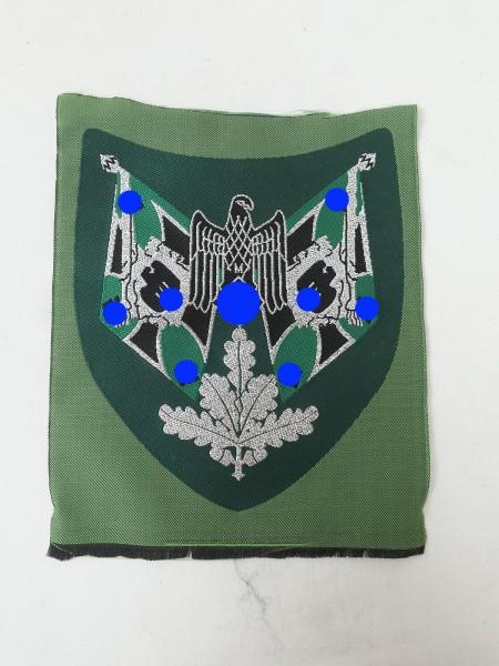 Wehrmacht Heer Abzeichen Fahnenträger / Standartenträger Ärmelabzeichen Grenadiere