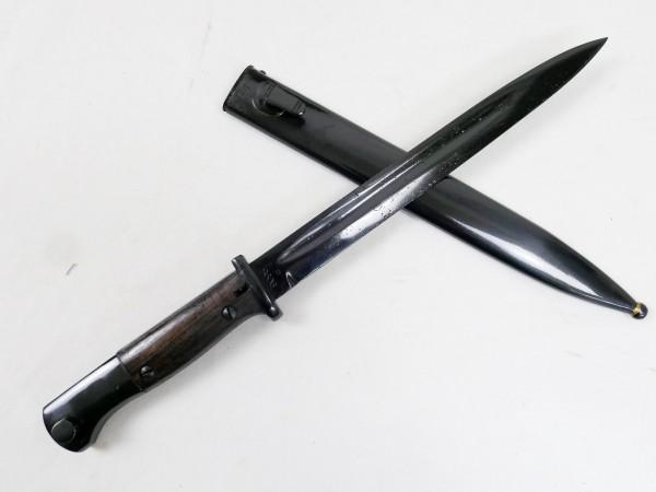 Wehrmacht Bajonett K98 / Seitengewehr