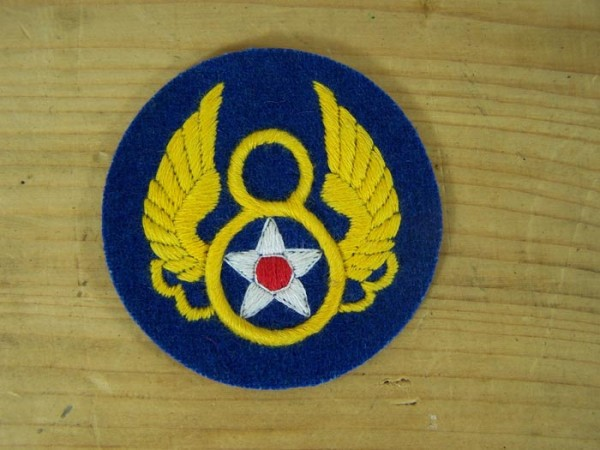8 th Air Force Patch