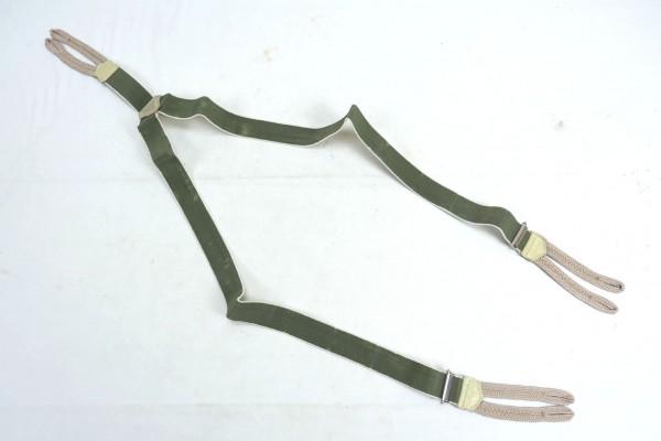 Wehrmacht Elite Hosenträger für Feldhose bml 43 / creme