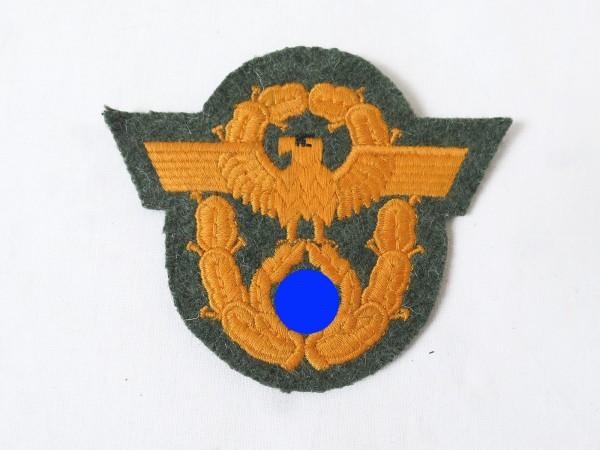 Wehrmacht Ärmeladler Ärmelabzeichen Polizei Feldgendarmerie Feldbluse