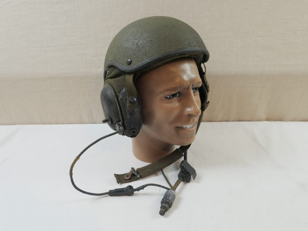 US Army Tank helmet Panzer Helm Tanker Panzerhelm Crewman / Size M