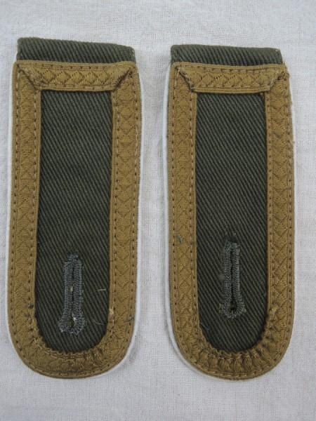 Schulterklappen Feldwebel DAK Heer Infanterie Afrika Korps