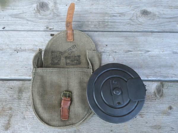 PPSH 41 Tasche Russisch mit Trommelmagazin Denix Rote Armee