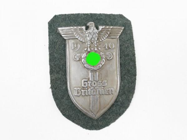 Wehrmacht Ärmelabzeichen Gross Britanien 1940