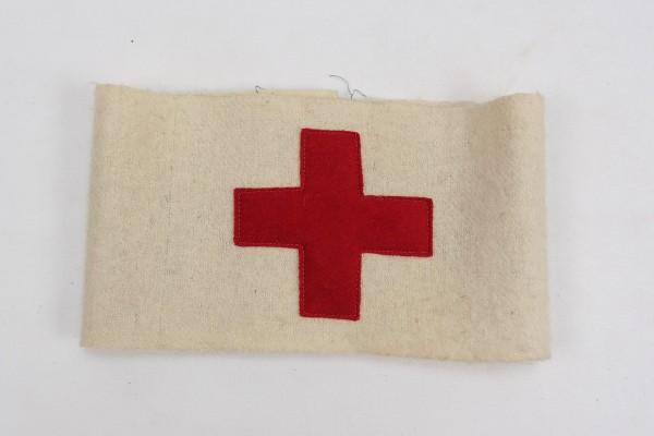 Wehrmacht Armbinde Sanitäter Rotkreuz