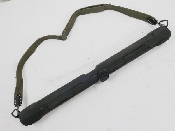Reservelaufbehälter mit Trageriemen Maschinengewehr MG42 MG53 Typ Wehrmacht MG Reservelauf