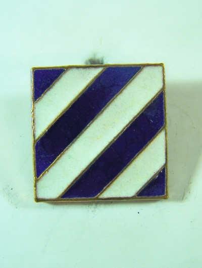 3rd Division Unit Crest