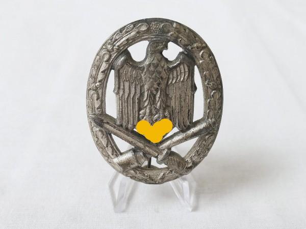 Wehrmacht Original Allgemeines Sturmabzeichen in Silber