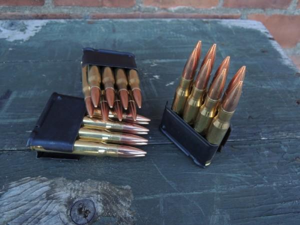 Munitions Clips M1 Garand 8 Schuss DEKO